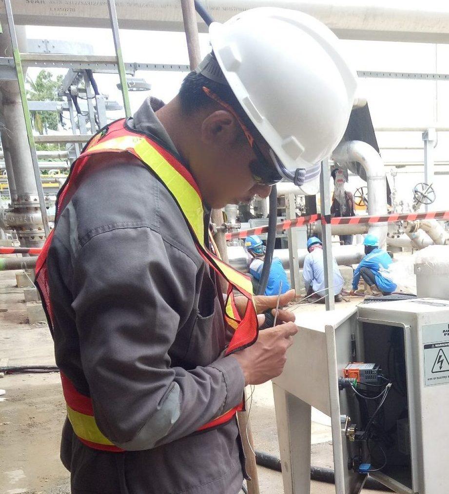 Rental Chiller Project Amonia
